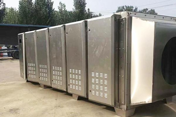 有机废气处理设备如何降低损坏的概率?