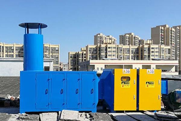 浅谈城市废气处理的重要性