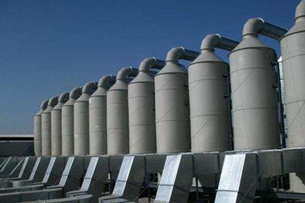 关于废气处理检查与维护