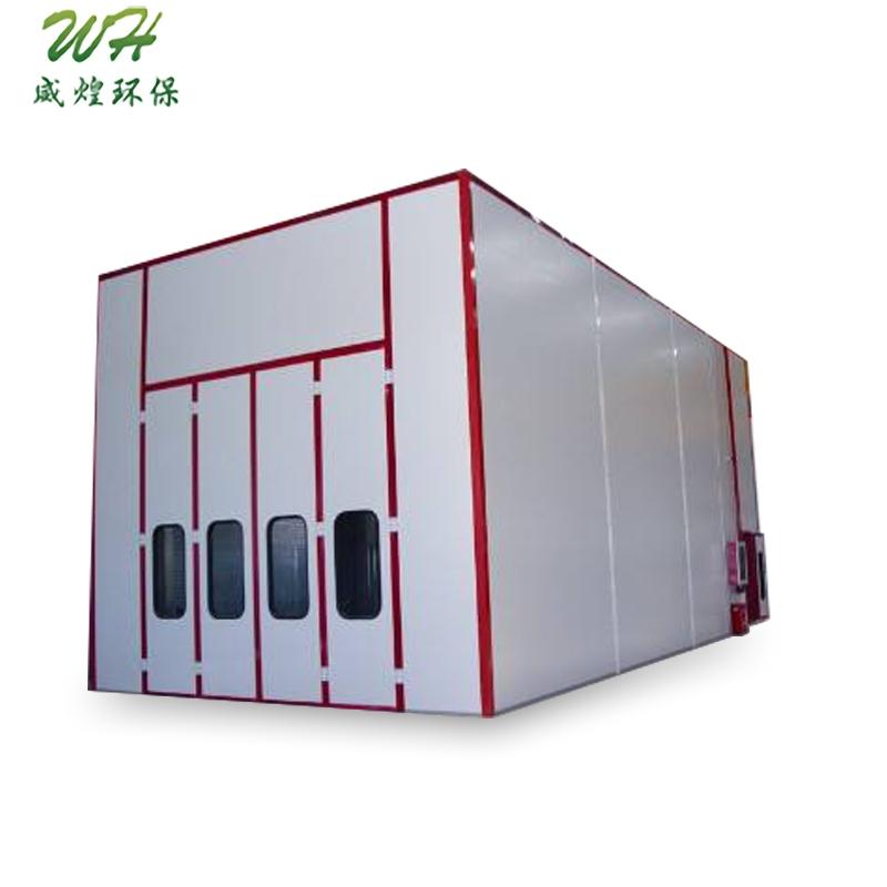 光氧废气处理-喷漆烤房