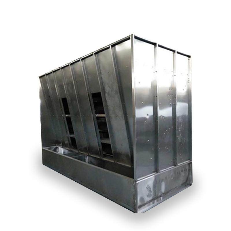 水旋式喷漆柜