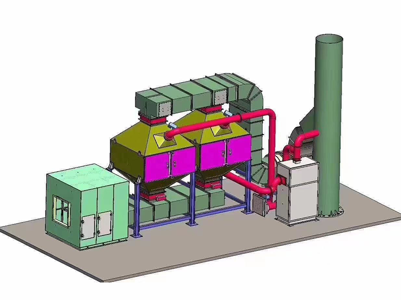 催化燃烧设备RCO